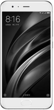 Xiaomi MI 6 (MCE16)