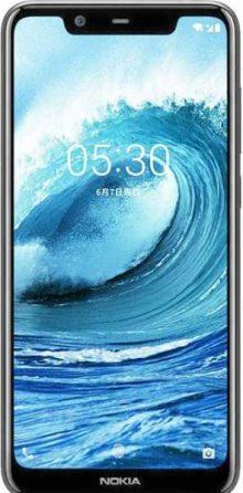Nokia 5.1 2018 (TA-1075)