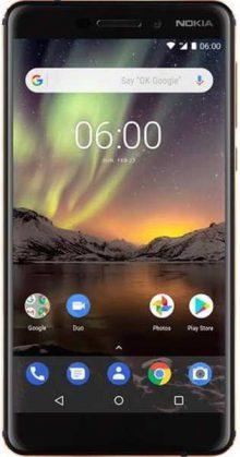 Nokia 6 2018 (TA-1016)