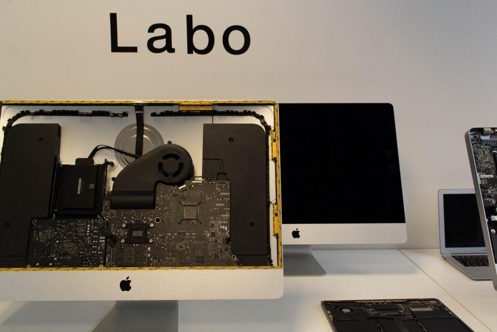 MacBook reparatie gent