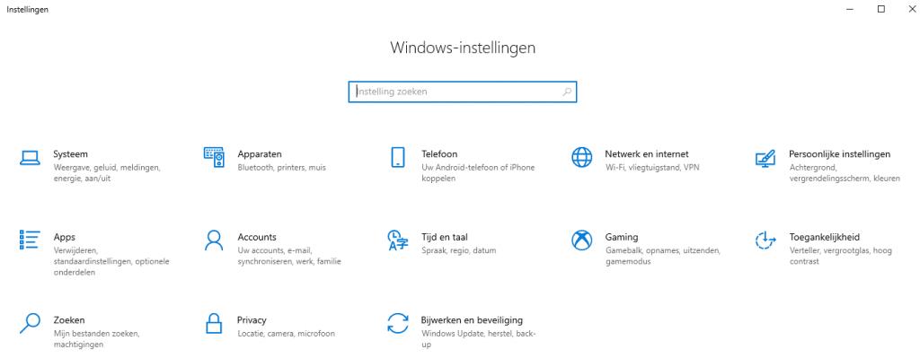 Windows 10 updaten