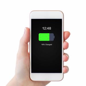 Tips om levensduur van iPhone batterij te verlengen.