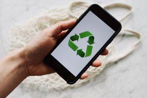 smartphone herstellen recycleren gent aalst vlaanderen